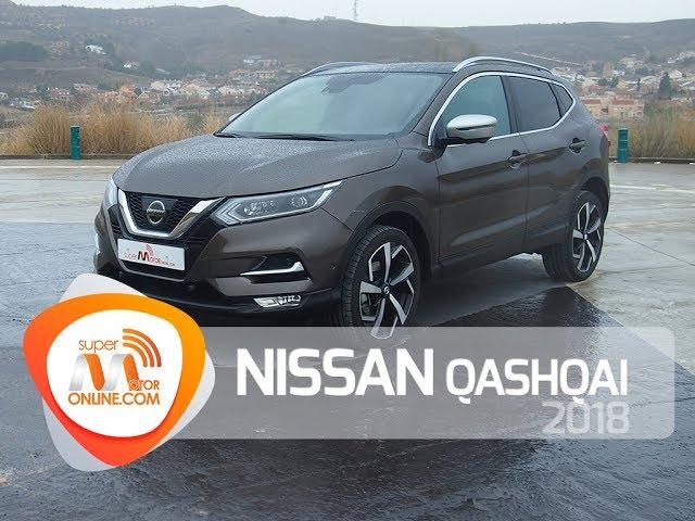 Comparativa de Nissan Qashqai 2015 vs 2018 / Supermotoronline.com