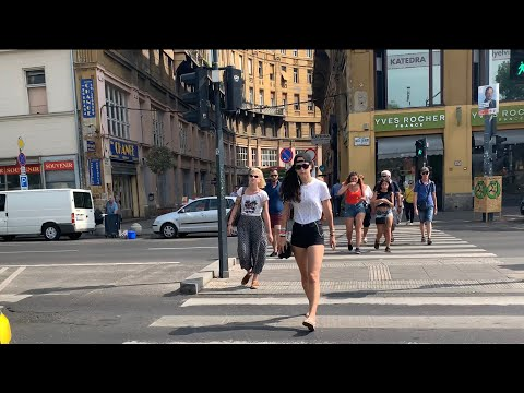 Budapest Hungary 🇭🇺 Walking The Streets / Better Times