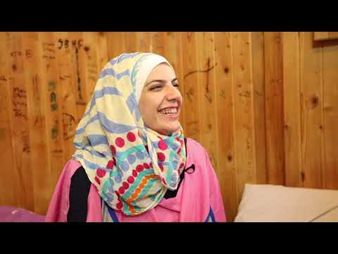 """Interview with Rawaa Sabagh, participant – Project """"European Qualifications Passport for Refugees"""""""