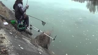 Stillwasser Feedern Jänner Teil 3