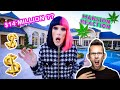 DEVIL'S LETTUCE Reaction To JEFFREE STAR'S MANSION TOUR