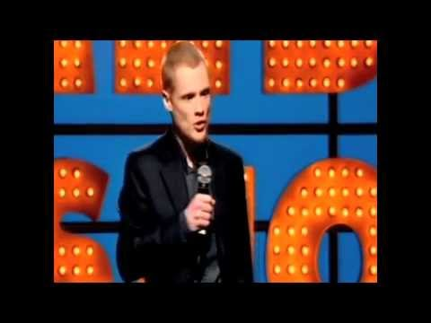 Michael McIntyre's Comedy Road  Dublin  Andrew Lawrence