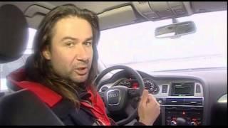 Наши тесты - Volvo XC-70 против Audi Allroad (Часть 2)