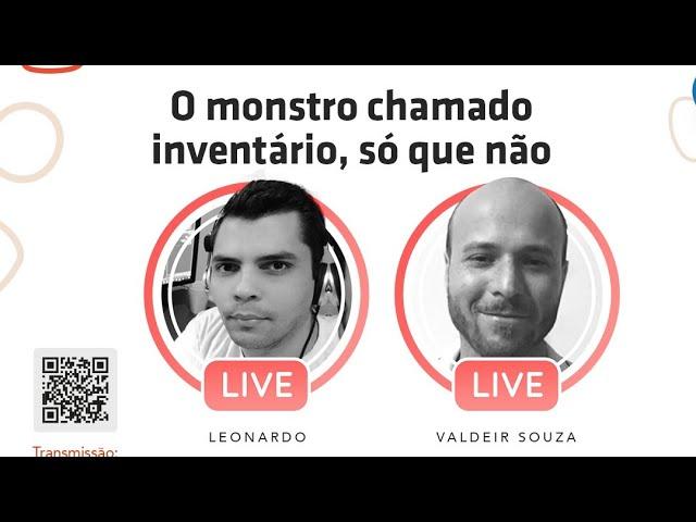 #LIVE | O monstro chamado Inventário 👹, só que não😆