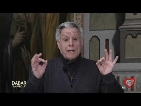"""Dabar """"la parola"""" 3a domenica di Quaresima - ANNO B -"""