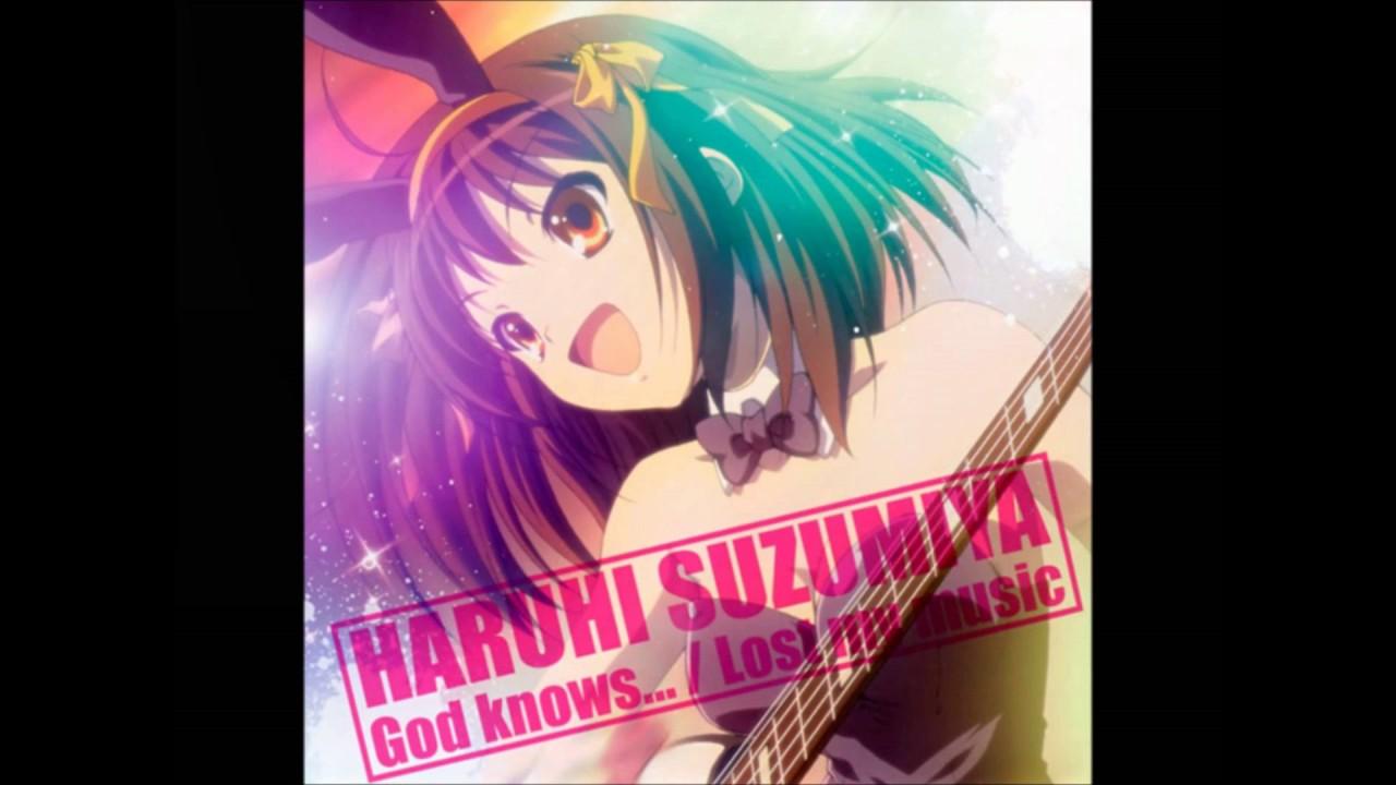 God knows...(吹奏楽編曲)