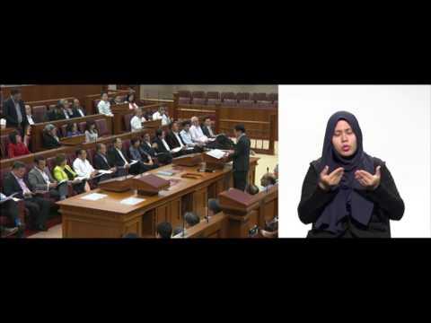 Singapore Budget 2017 - Live webcast (With Sign Language Interpretation)