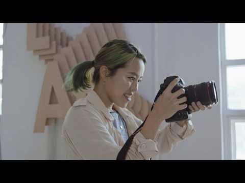 Canon Creator Lab X The Creator Class: For Creators Like You