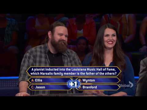Who Wants To Be A Millionaire? - Funny Moment: ITS A JAZZY NAME?!? | Season15 | Episode68