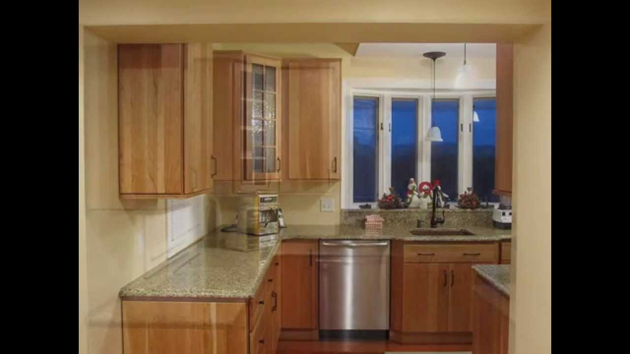 New Kitchen That Work How To Make A Small Kitchen Work Youtube