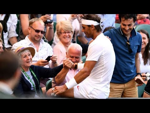 Rafael Nadal - RESPECT Moments (Why Rafa Deserved the 2018 Sportsmanship Award)