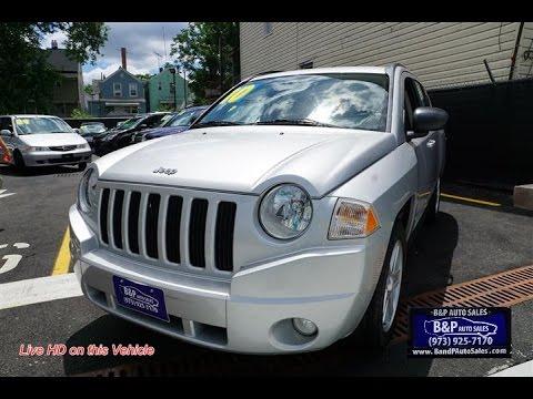 2010 Jeep Compass Automotive Review