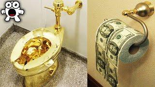 Cosas Inútiles Que Solo Los Millonarios Compran