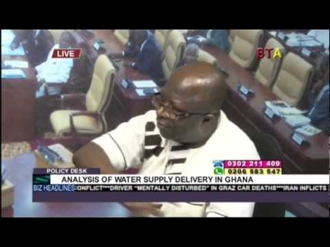 PRIVATIZATION OF ELECTRICITY COMPANY OF GHANA AND ANALYSIS OF WATER SUPPLY DELIVERY IN GHANA