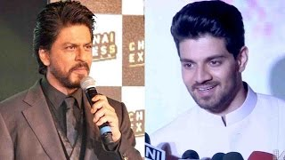 Sooraj pancholi comment on shahrukh khan