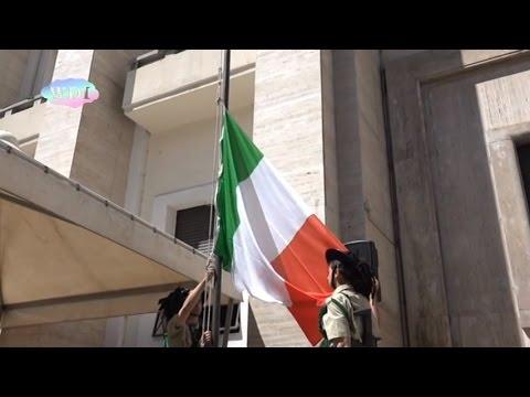 Cosenza: celebrata la Festa della Repubblica
