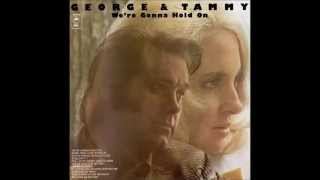 George Jones & Tammy Wynette -- (We