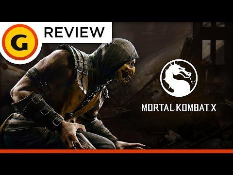 Mortal Kombat X - Review - YouTube - photo#21