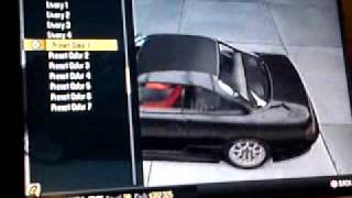 spitfire f22 on ps3 need for speed shift 2 building a drifting car