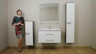 видео Мебель для ванной комнаты интернет