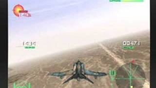 Air Force Delta - Gameplay (Dreamcast)