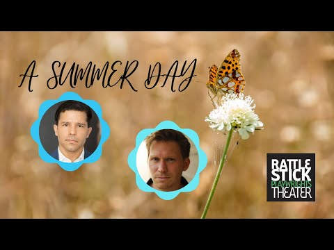 A SUMMER DAY Cast  with CARLO ALBAN and MCCALEB BURNETT