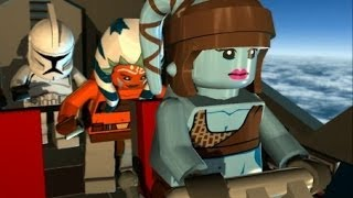 LEGO Star Wars III: The Clone Wars Walkthrough - Part 4 - Jedi Crash