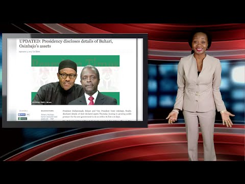 Keeping It Real With Adeola - 180 (Buhari Declares His Assets; 100 Days In Office; Reed Dance)