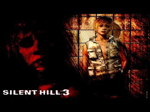 Jumping down holes :P - Silent Hill 3 Session 2