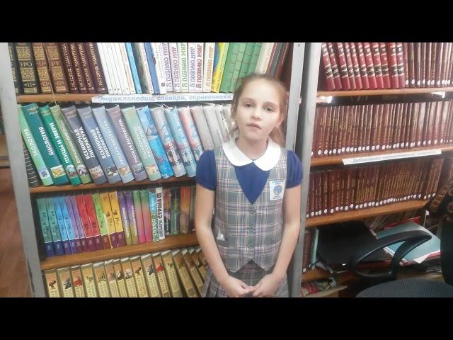 Изображение предпросмотра прочтения – ВарвараДемченко читает произведение «Как правая и левая рука» М.И.Цветаевой