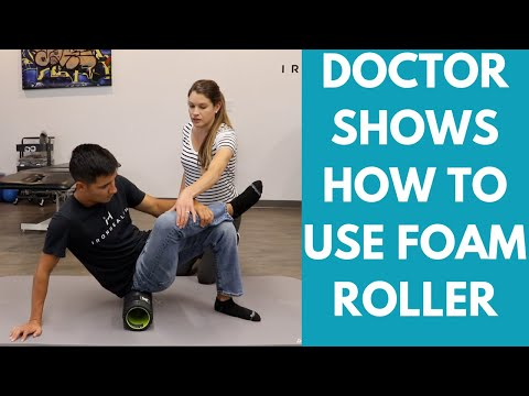 How to Foam Roll | Physical Therapy Westchester, New York