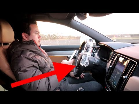 Driving With Pilot Assist As Long As You Want!  *Pilot Assist Hack!*