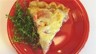 Betty's Southern Tomato Pie