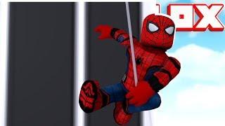Spiderman Superhero Simulator in Roblox   JeromeASF Roblox