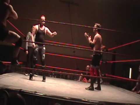 Loic Duplessis & Stew Korvus vs Simon Falcon & Pauly Platinum