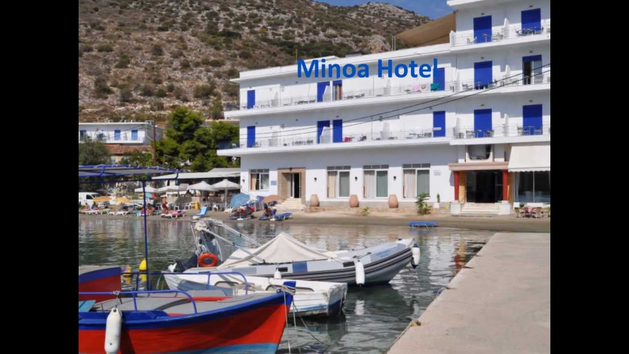 Minoa Hotel Tolo - YouTube