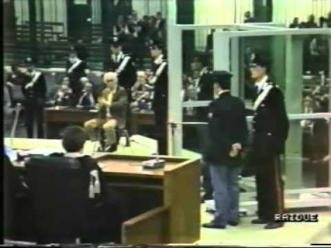 Documentario sul Maxi Processo a Cosa Nostra