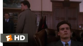 School Ties (8/8) Movie CLIP - I Saw Dillon Cheat (1992) HD