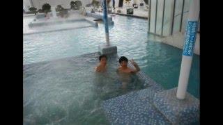 混浴温泉 別府 杉乃井ホテル (2015 12 11)
