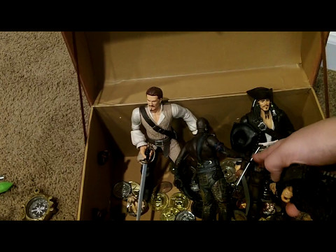 Pirates Of The Caribbean Toys ( Pirates Of The Caribbean special)