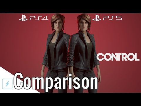 Control Ultimate Edition - How's it run on the PS5?
