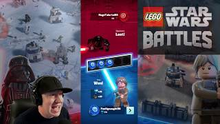 New Star Wars Mobile Game - LEGO Star Wars Battles - iOS Android