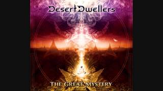 Desert Dwellers - Bird Over Sand Dunes
