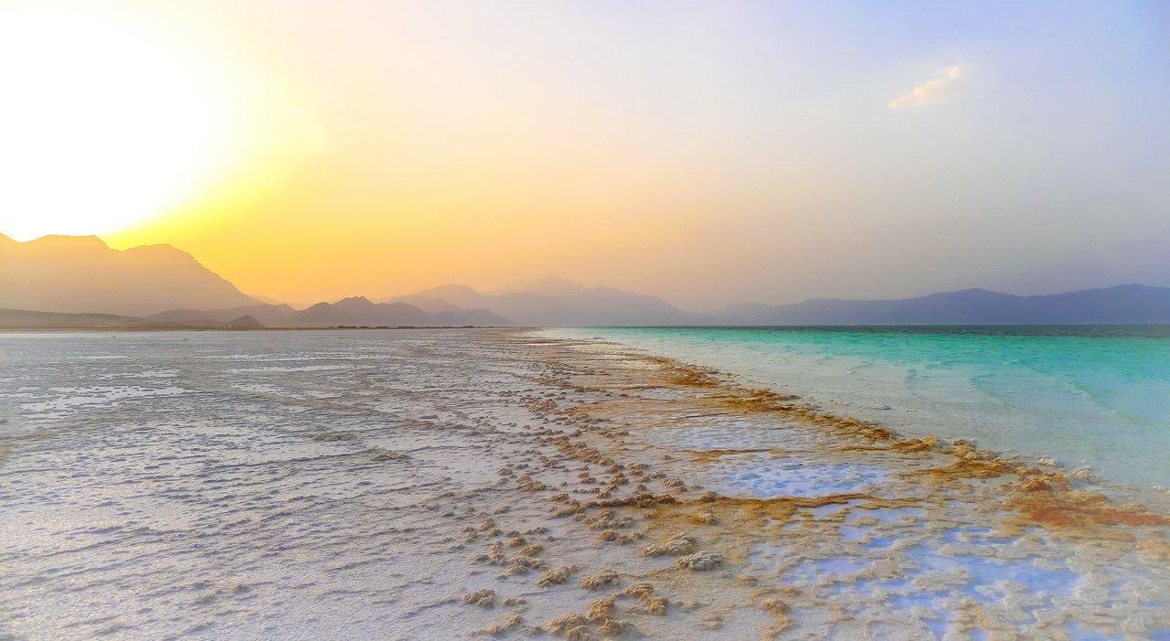 Djibouti Lac Assal Tour