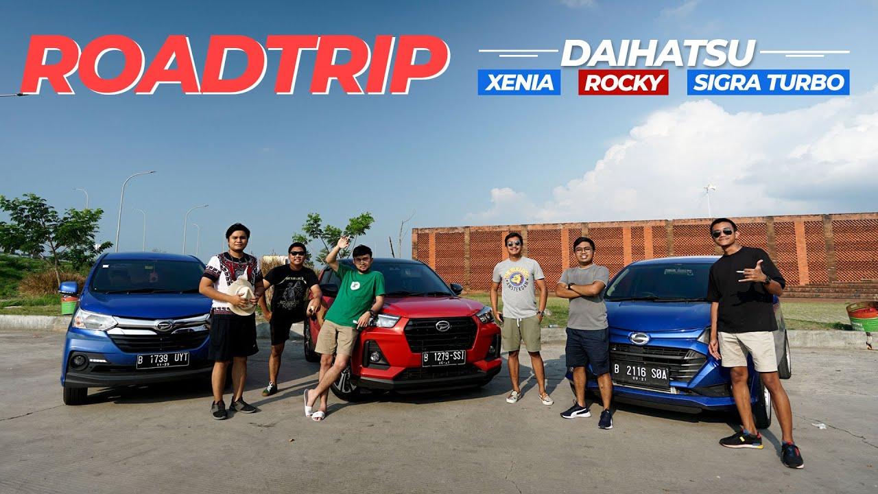 ROADTRIP Pakai Daihatsu Rocky - CARVLOG INDONESIA