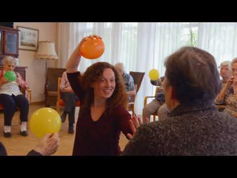 Tanz für Menschen mit Demenz - Ronja White