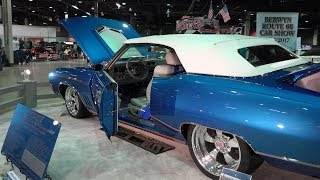 World of Wheels 1969 Buick Skylark Convertible - Most Expensive Interiors Around