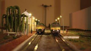 Видео из кабины тепловоза серии 77 бельгийских железных дорог(Рабочие будни машиниста, особенности вождения дизеля и разные мелочи..., 2015-09-23T15:03:43.000Z)