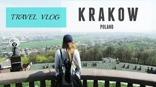 Travel Vlog | Places to visit in Krakow, Poland