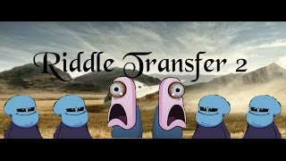 Los alienigenas han gobernado mi instituto  - Riddle Transfer 2